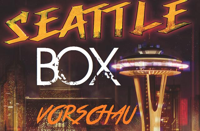 SR5 - Seattlebox - Vorschau - Promo - Logo