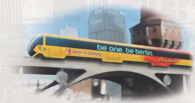 SR5 - Berlin S-Bahn - Datapuls ADL