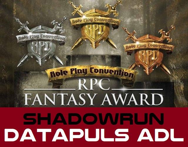 SR5 Datapuls ADL - RPC Fantasy Award 2017 - Logo