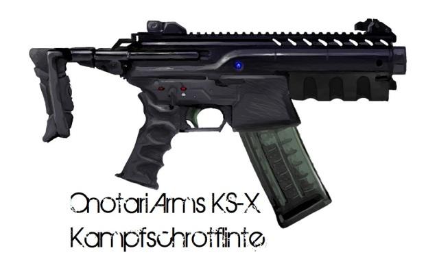 SR5 - SOTA ADL - Onotari Arms KS-X Kampfschrotflinte