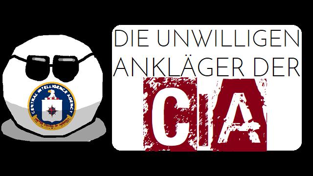 Die unwilligen Ankläger der CIA - Logo