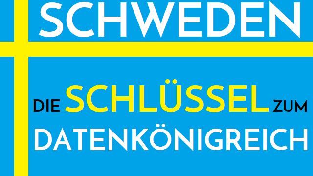 Schweden - Schlüssel zum Datenkönigreich - Logo
