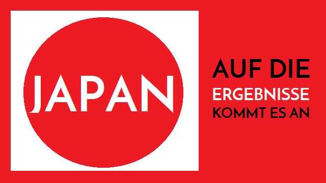 Japan - Ergebnisse - Logo