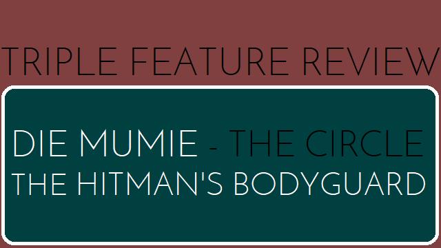 TFR - Mumie - Circle - Hitman Bodyguard - Logo