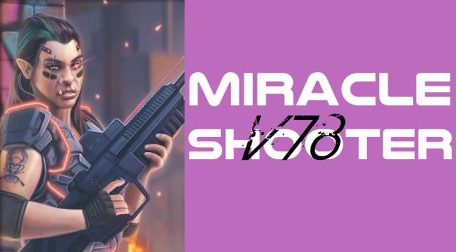 SR5 - Novapuls - Miracle Shooter V78 - Logo