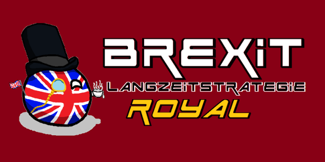 Brexit - Langzeitstrategie - Royal - Logo