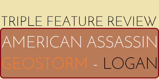 TFR - AA - Geostorm - Logan - Logo