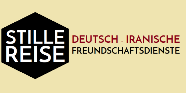 Stille Reise - Deutsch-Iranische Freundschaftsdienste - Logo