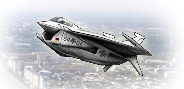 SR - Kampfjet Bundeswehr - AAS