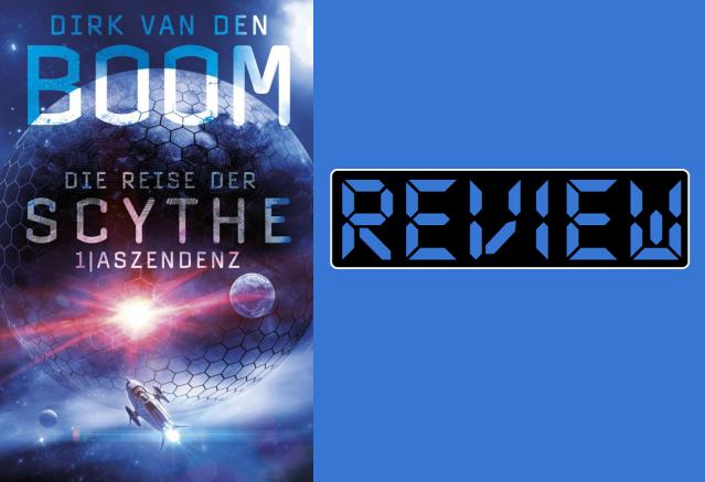 Review - Scythe 1 - Boom - Logo