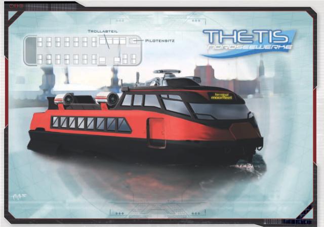 SR5 - SOTA ADL - Nordseewerke Thetis Hovercraft - AAS