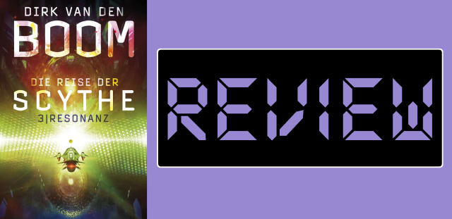 Boom - Scythe 3 - Resonanz - Review - Logo