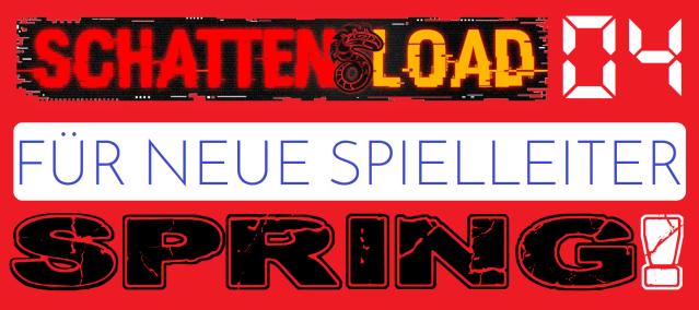 Schattenload 04 -Für neue SLs - Spring - Logo