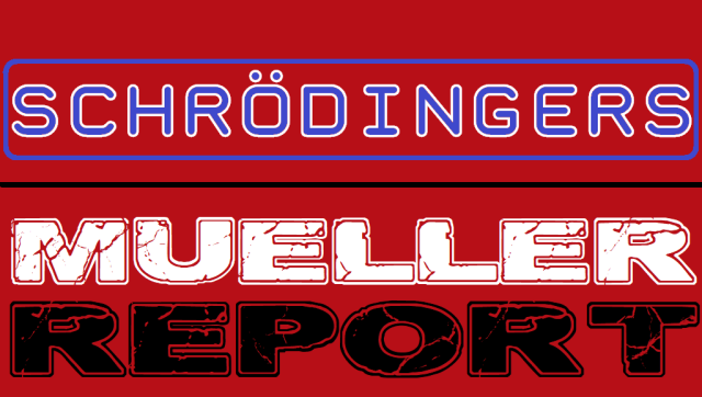 Schrödingers Mueller Report - Logo