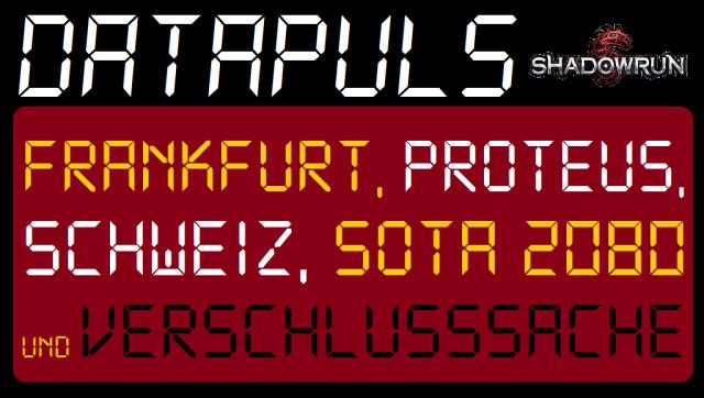 SR5 - DP Frankfurt Proteus Schweiz SOTA 2080 Verschlusssache erschienen - Logo