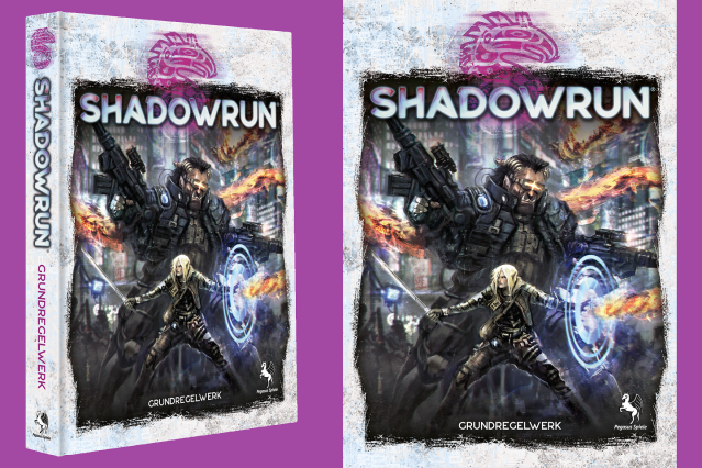 shadowrun 6 die neue edition kommt im oktober 2019. Black Bedroom Furniture Sets. Home Design Ideas
