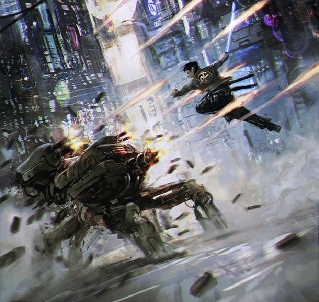 SR6 - Sword vs Walker Drone - BB Cover - cut