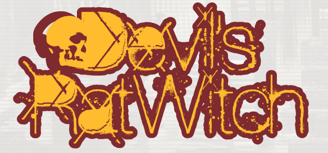 Devil's Ratwich - Logo - Schattenload 06 - Extraload