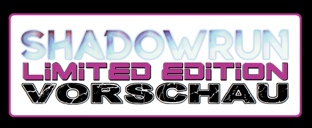SR6 - Limited Edition Vorschau - Logo