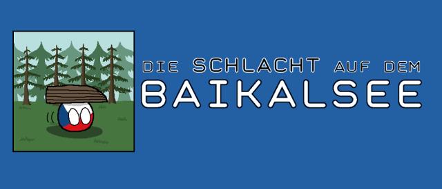 Schlacht auf dem Baikalsee - Logo