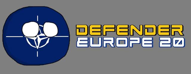 NATOball - DefEurope20 - Logo