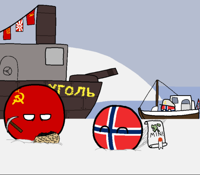 Norwegenball - Spitzbergenvertrag 1920