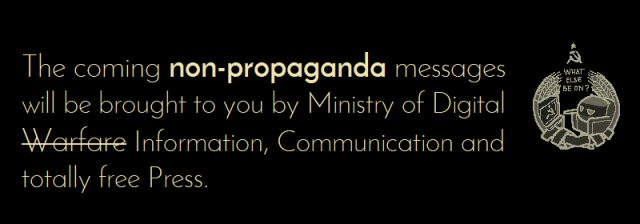 Russlandball - Ministry of Disinformation