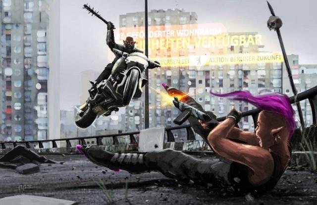 Schattenload 14 - Mehr Berliner Gangs - AAS - Gang Action