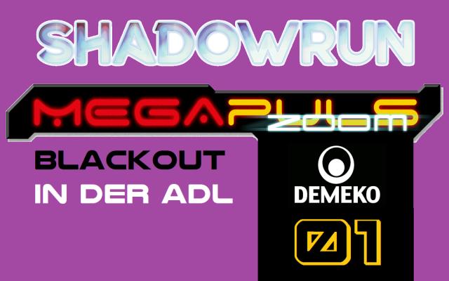 SR - Megapuls Zoom 01 - Blackout in der ADL- Logo
