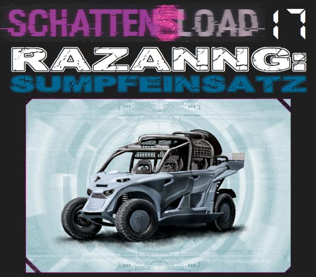 Schattenload 17 - Sumpfeinsatz - Logo - Promo