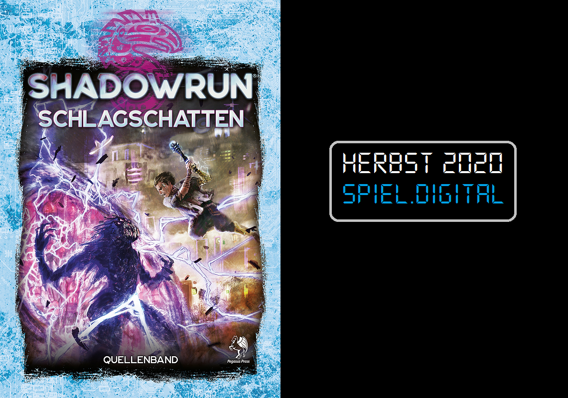 Schlagschatten - Herbst 2020 - Cover