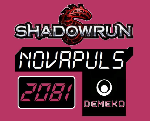 Novapuls 2081 - Demeko - Logo