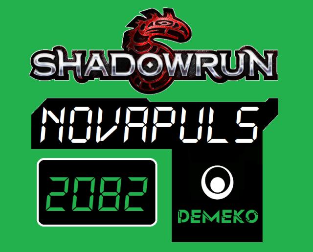 Novapuls 2082 - Demeko - Logo