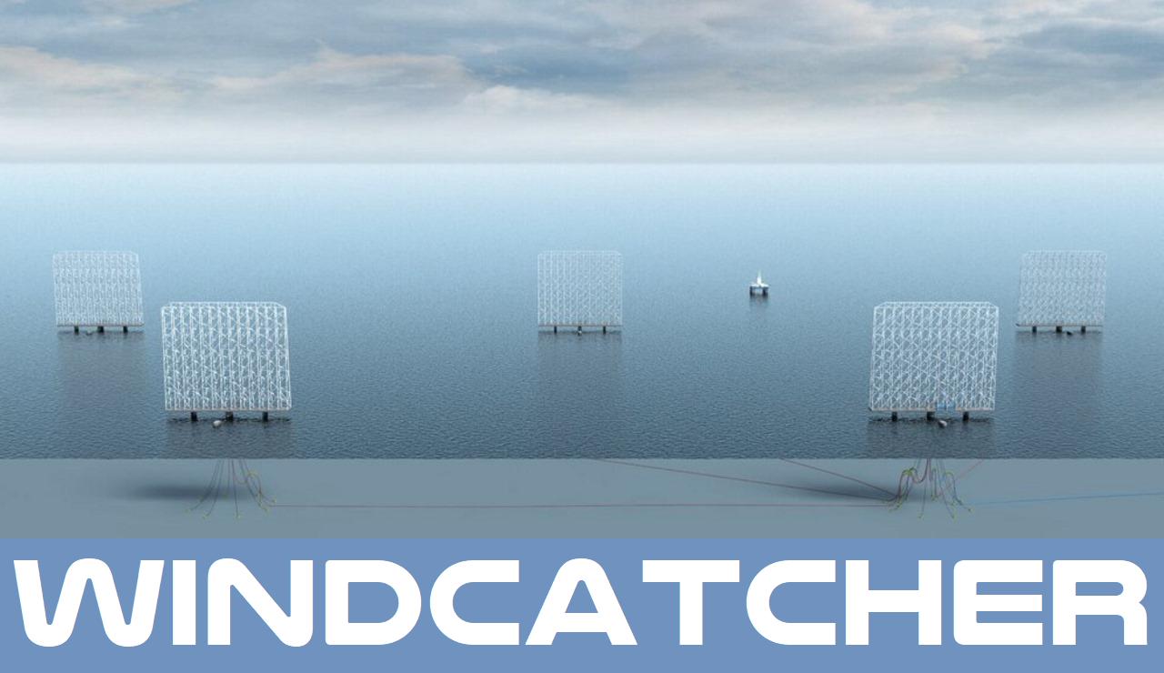 Windcatcher - Logo