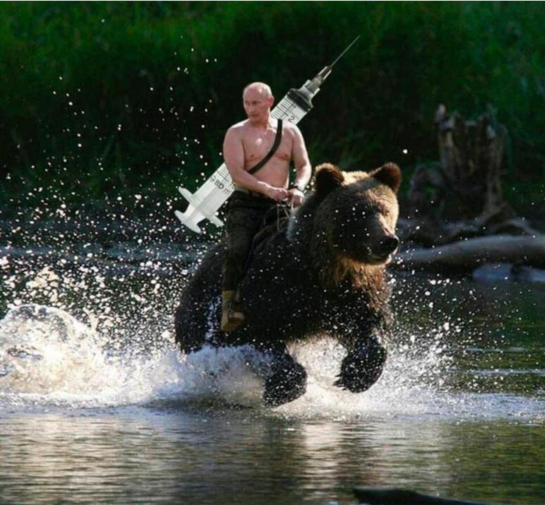 Putins Zwangsimpfungen